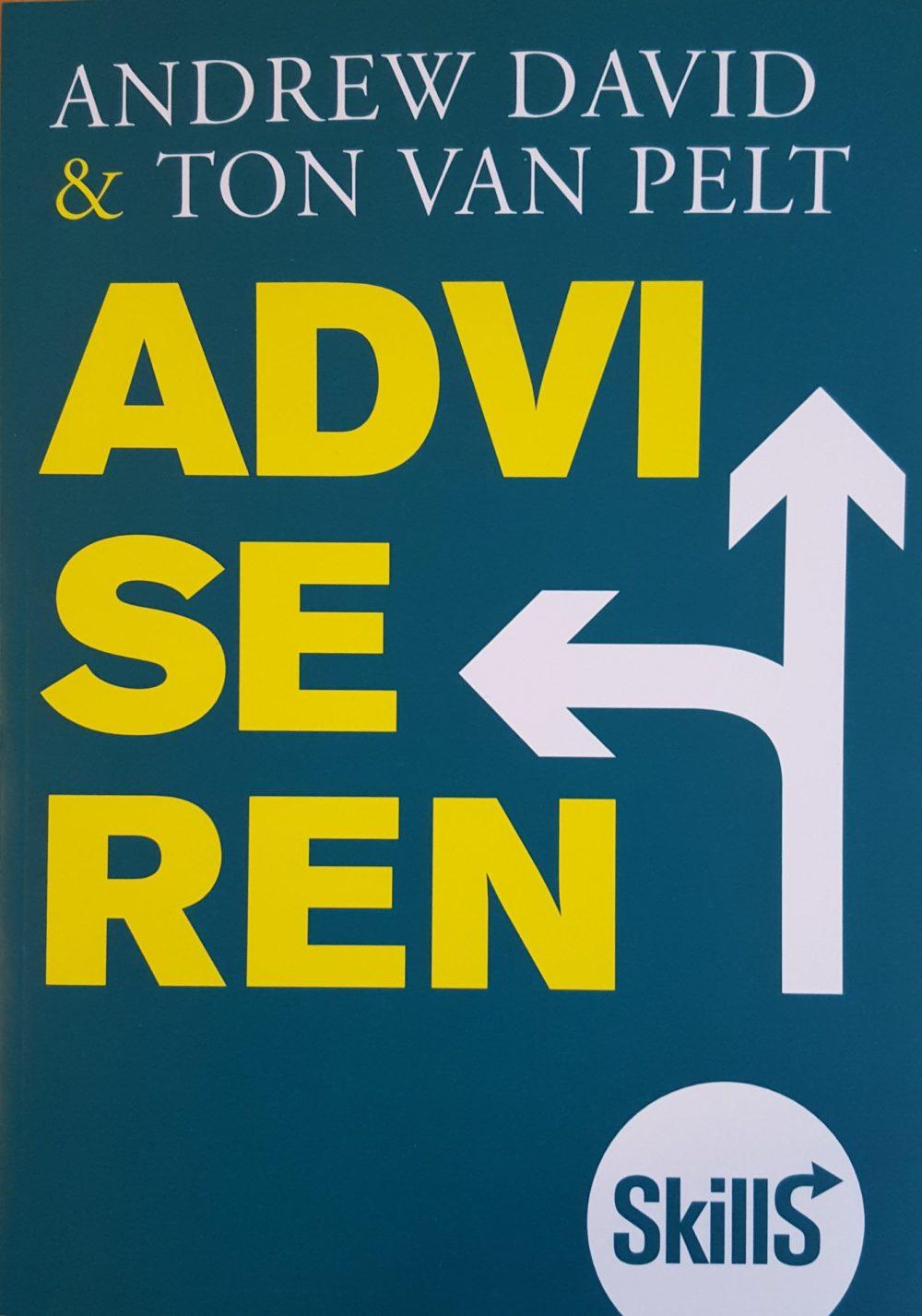 H4 Skills adviseren Andrew David & Ton van Pelt Pearson 4e druk
