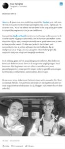 Review Mary Remijnse met Jurre Tjaarda Netwerk en Acquisitie FNV Zelfstandigen workshop - H4 Training Advies Organisatie