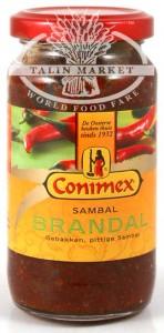 Sambal Brandal de inspiratie bron voor Business Brandal